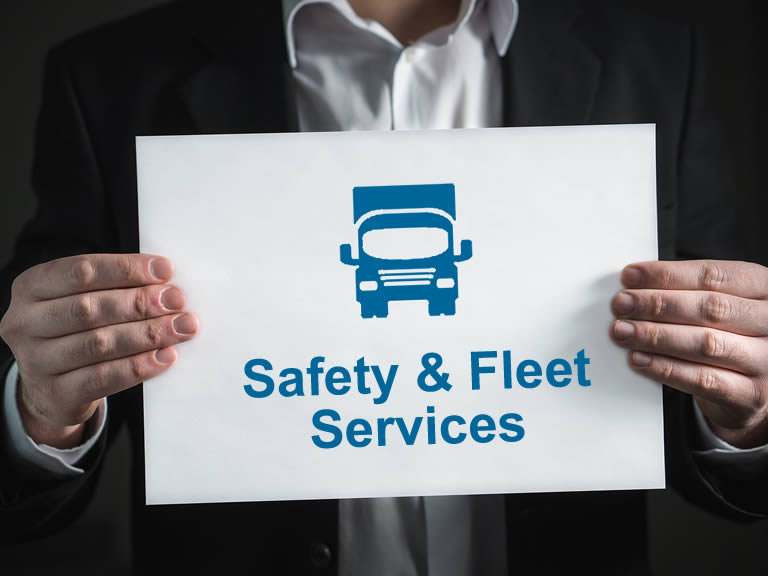 Contact Safety and Fleet Services
